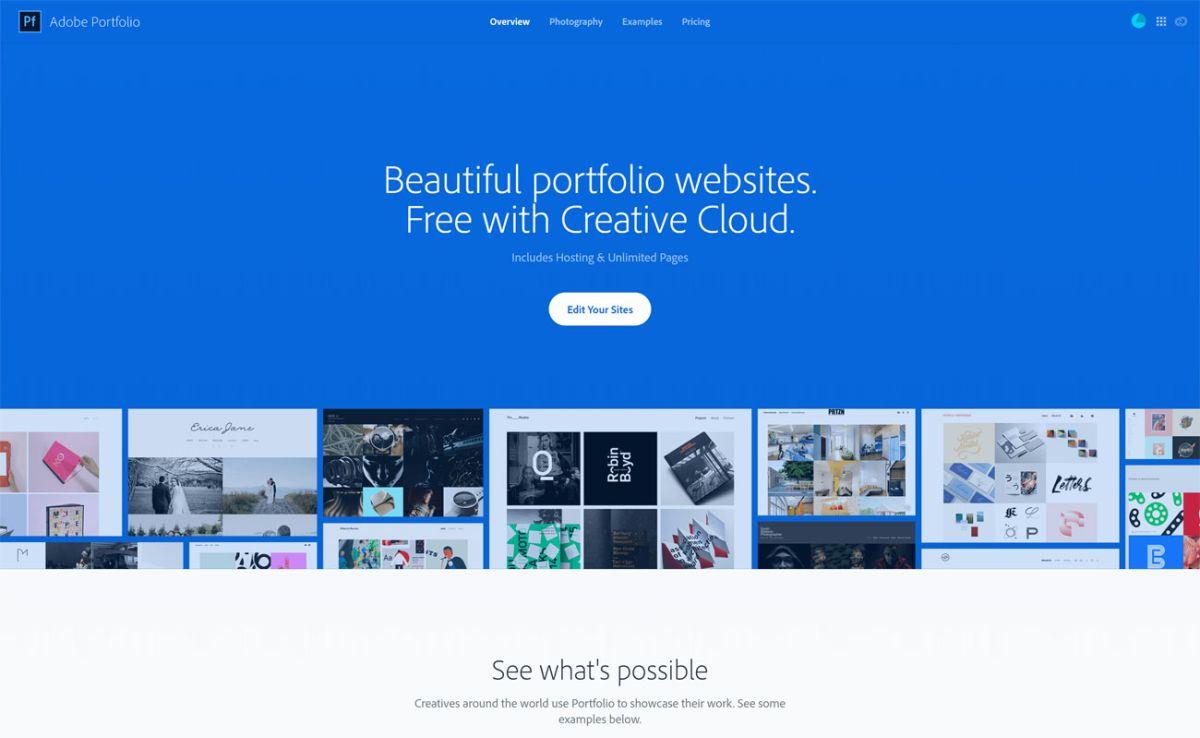 7 free portfolio hosting options for designers | Creative Bloq