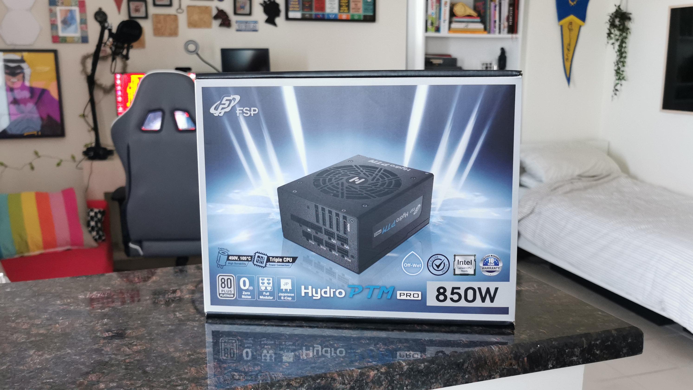 FSP Hydro PTM Pro 850W Modular PSU
