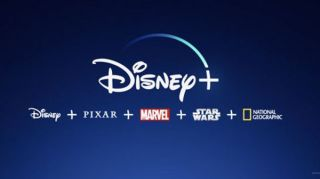 Disney Plus gift card