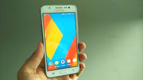 Samsung Smartphone J5 Review