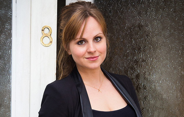 Sarah Platt in Coronation Street