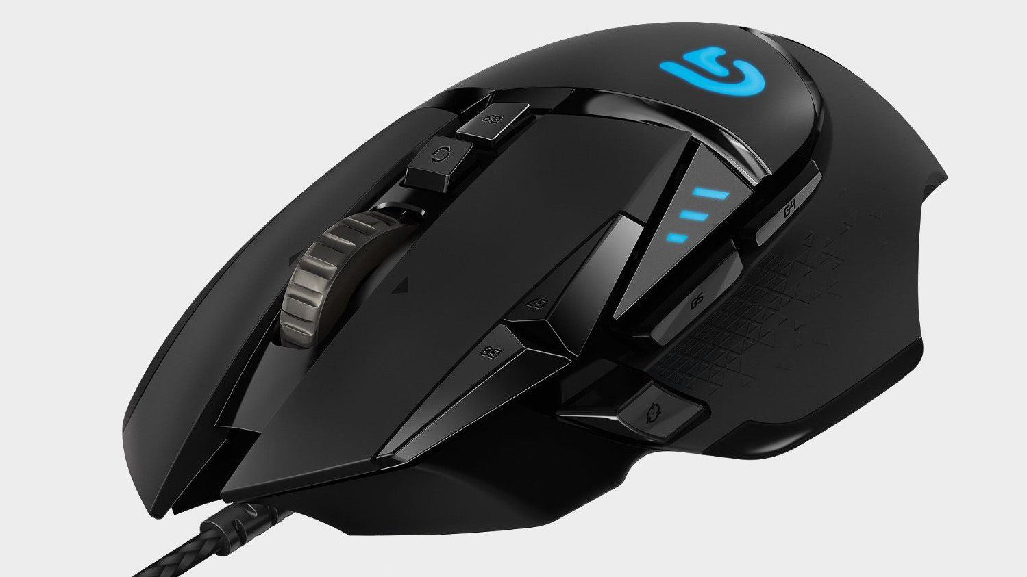 Logitech's G502 gaming mouse is just $35 today (Update: Sold