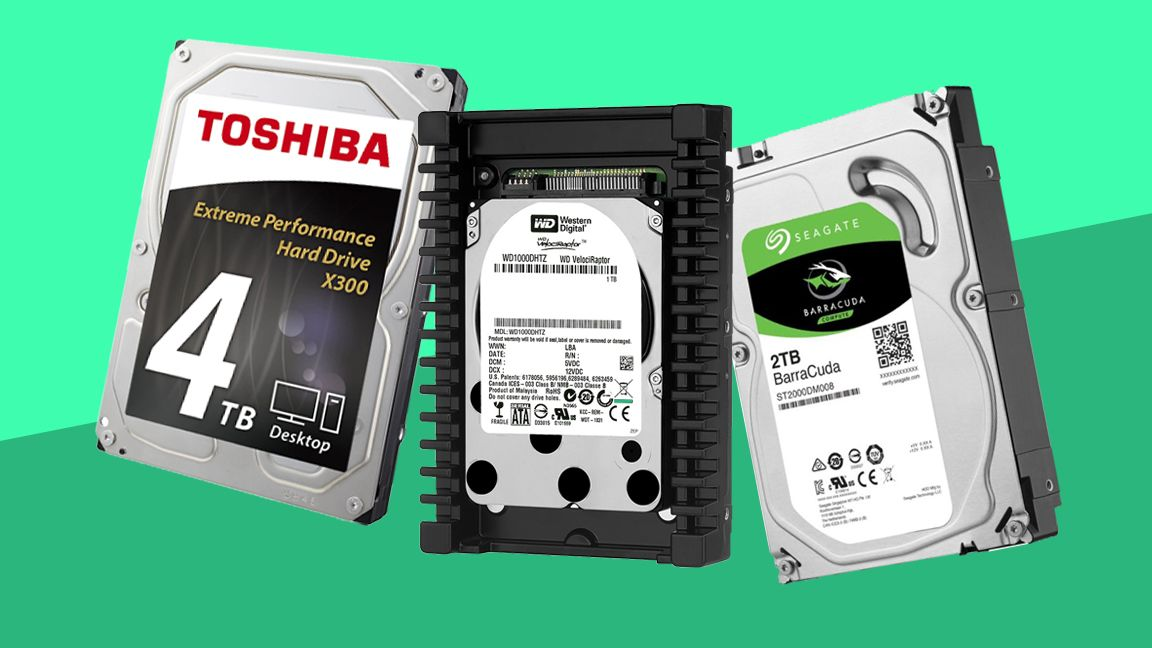 Best Hard Drives 2021 The Best Hdds To Save All Your Data Techradar