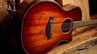 Taylor K245ce acoustic guitar