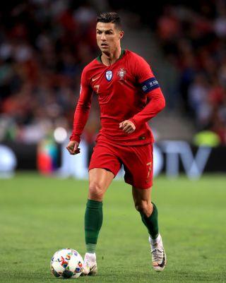 Portugal v Switzerland – Nations League – Semi Final – Estadio do Dragao