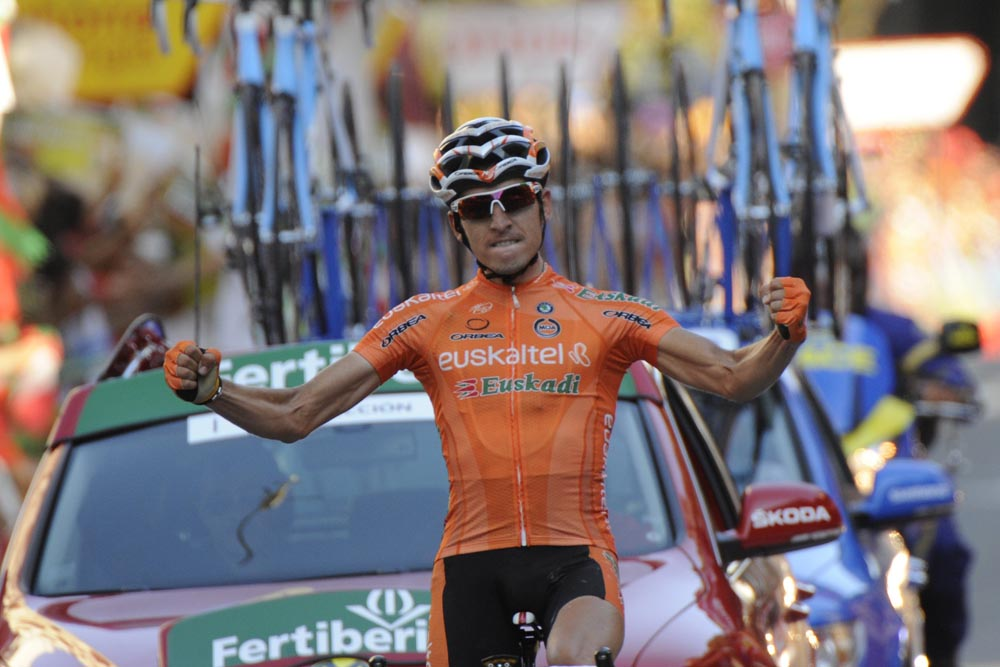 Spanish climber Igor Antón to join Dimension Data in 2016 ...