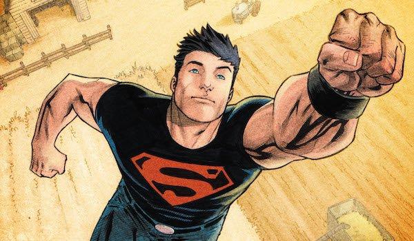 superboy comic book