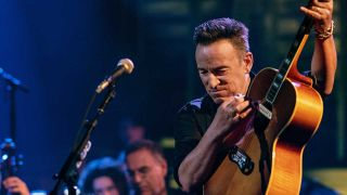 Bruce Springsteen and director Tom Zimny talk about how new concert movie Western Stars was made
