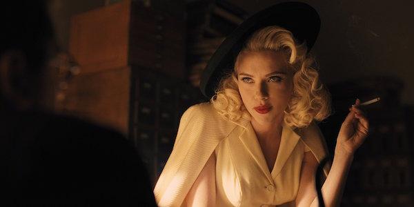 Scarlett Johansson in Hail, Caesar