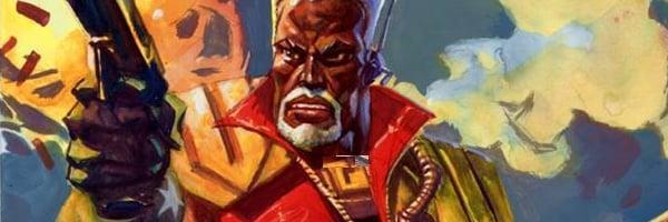 G.W. Bridge Marvel Comics