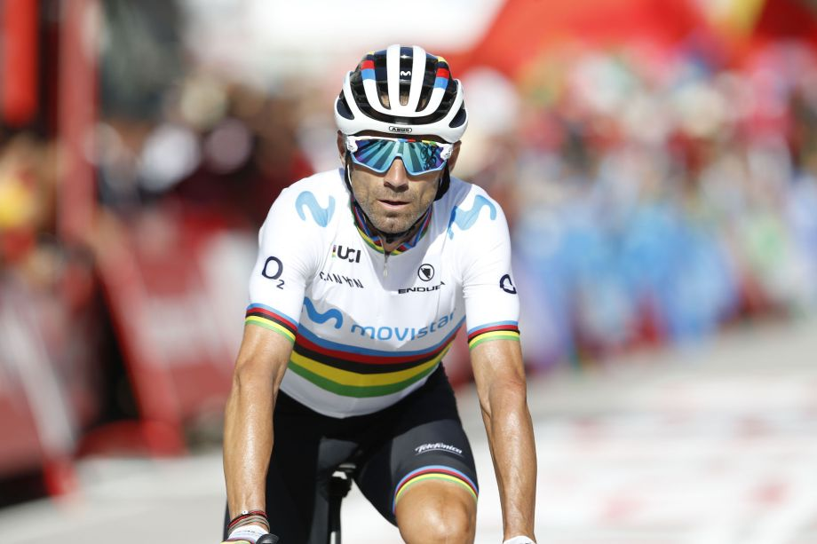 Alejandro Valverde: Finishing second in the Vuelta motivates me for the World Championships