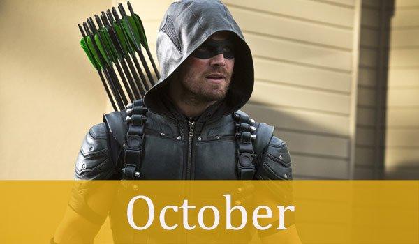arrow season 5 october