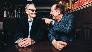 Ginger Baker & Herman Rarebell