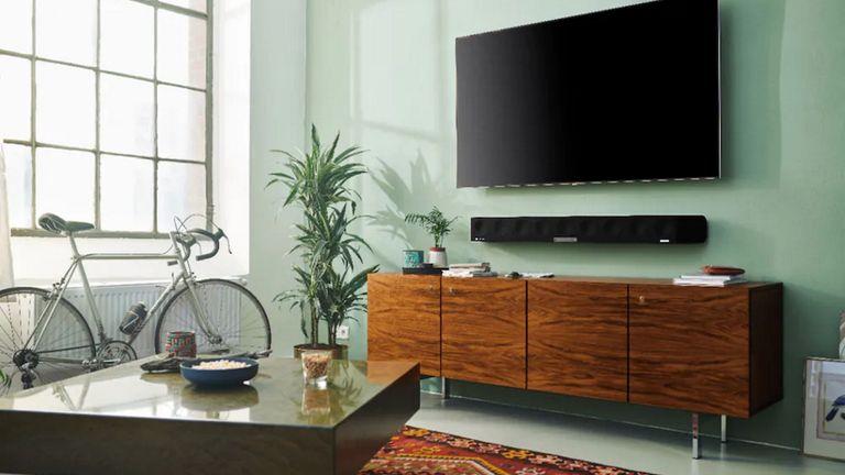 best surround sound system: Sennheiser Ambeo