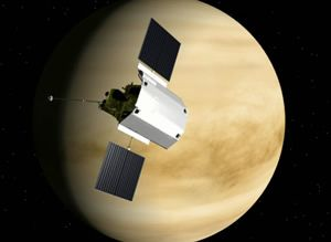MESSENGER Flyby of Venus a Dress Rehearsal for Mercury