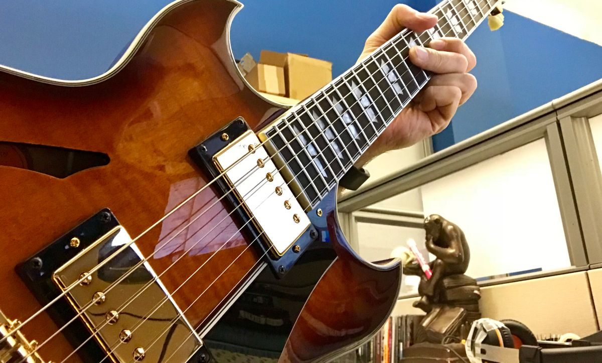 Beyond the Octave — Upper Structure Triads for Jazz Guitar