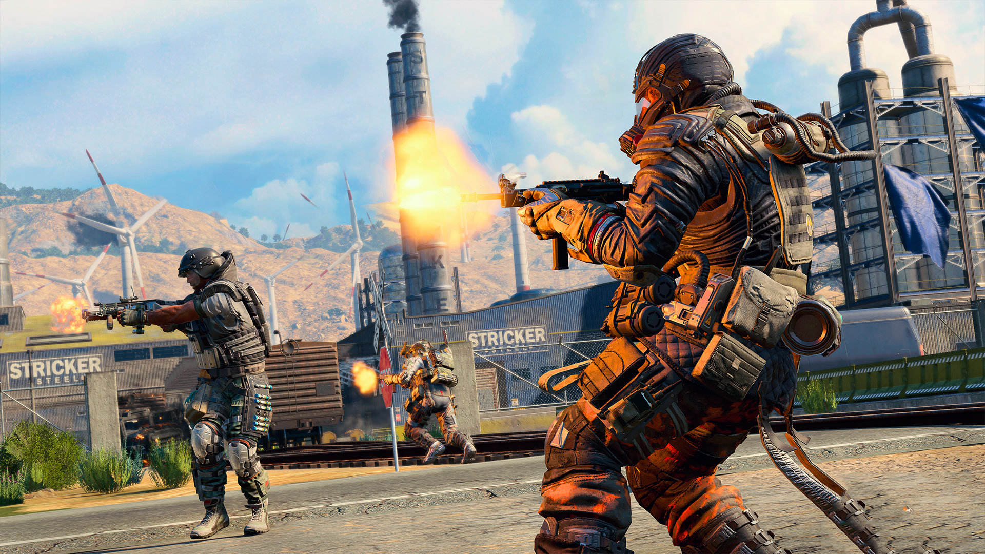 Leaked Black Ops 4 Single Player Gameplay Shows The Campaign That Never Came To Be Gamesradar