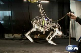 DARPA Battlefield Robots