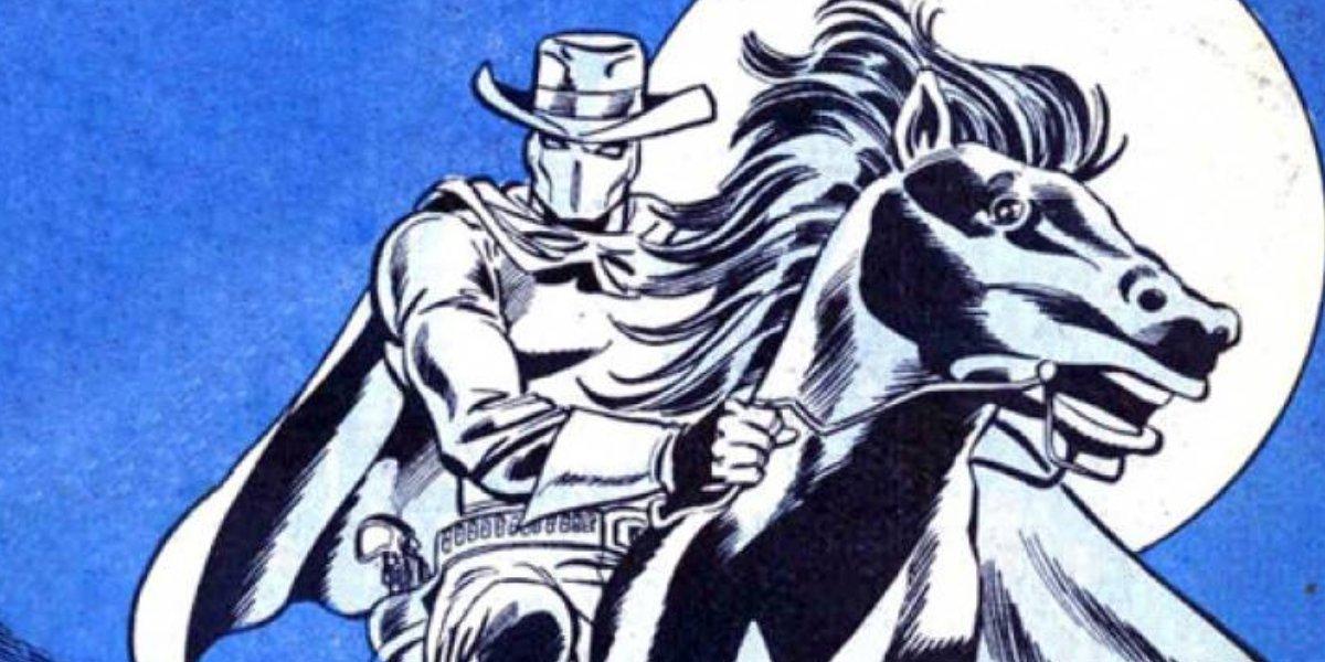 Carter Slade is Phantom Rider