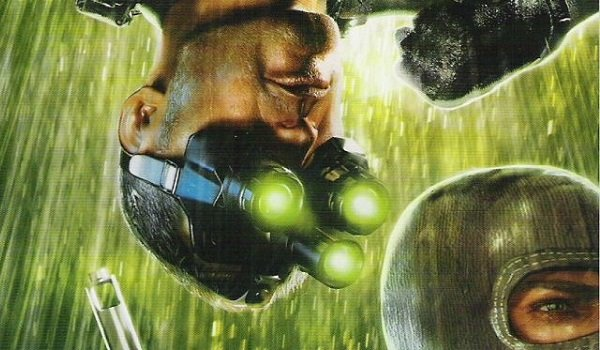 Sam Fisher Spinter Cell: Chaos Theory