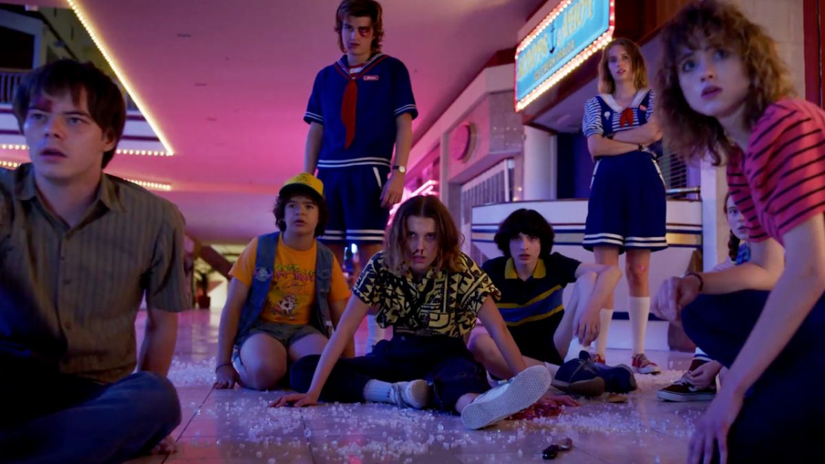 The Stranger Things season 3 trailer is here and it looks