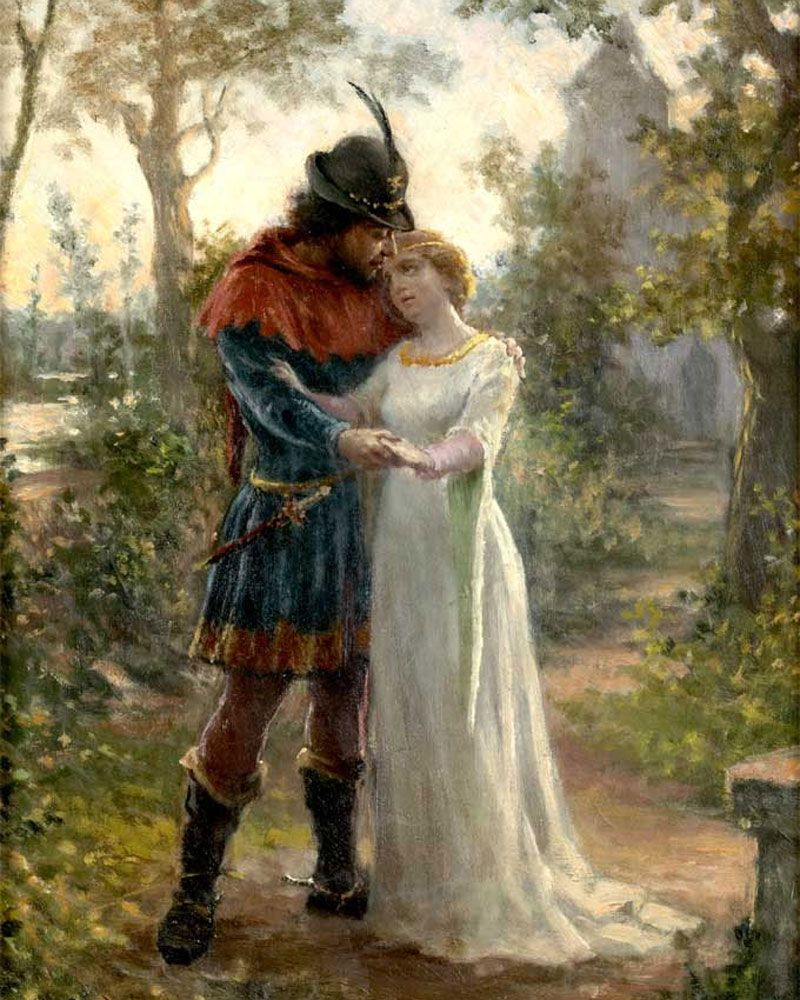 The 6 Most Tragic Love Stories in History | Live Science