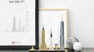Lego architecture: NYC