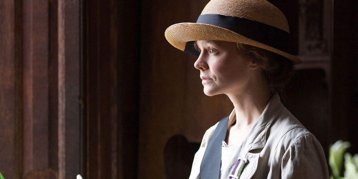 Carey Mulligan in Suffragette