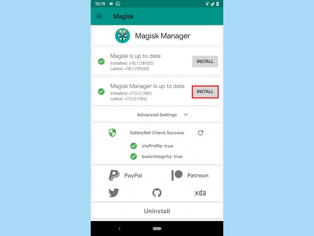 best root apps magisk manager
