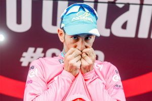 Vincenzo Nibali all but wins the Giro d'Italia with dominant ride on stage 20
