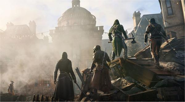 Assassin's Creed Unity Full DLC Repack - bagas31com