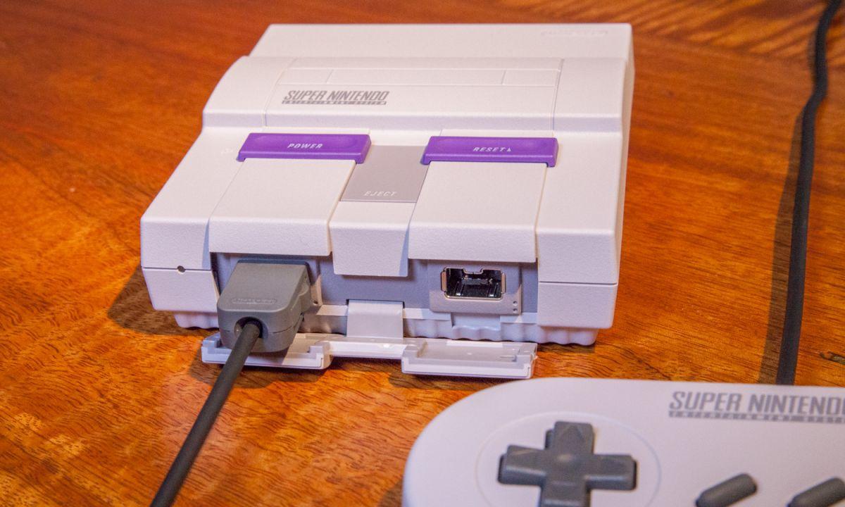 SNES Classic vs  Super Nt: Battle of the Retro Consoles   Tom's Guide