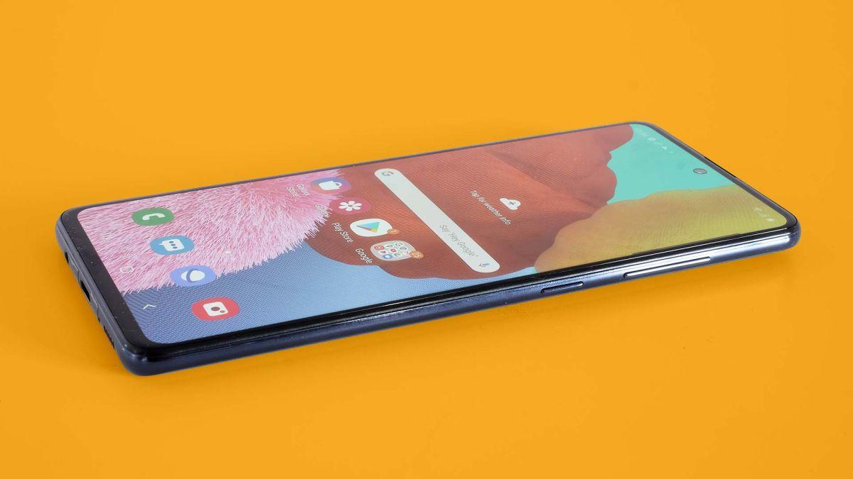 Samsung Galaxy A51 Review Techradar