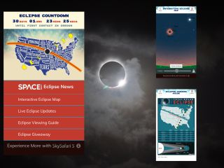 Eclipse Safari app