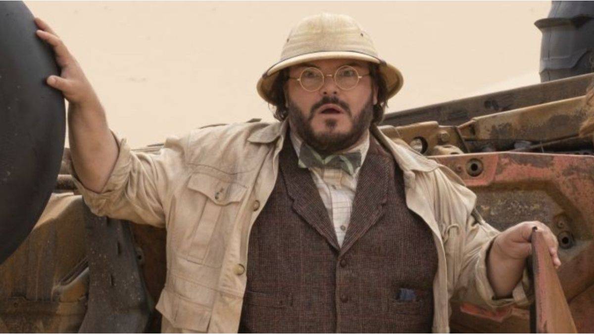 Jack Black plans to retire from acting after his next movie