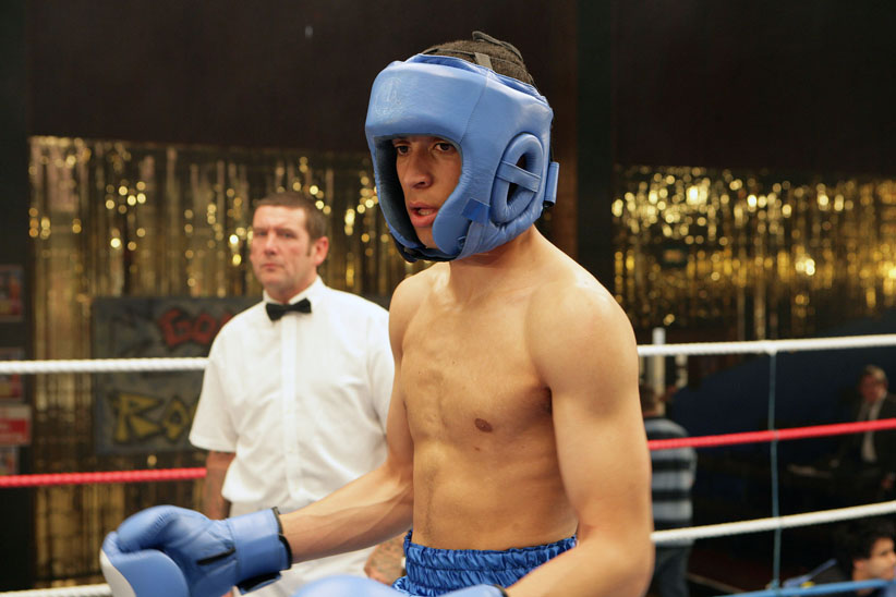 Bolton's boxing match lands Rob in trouble