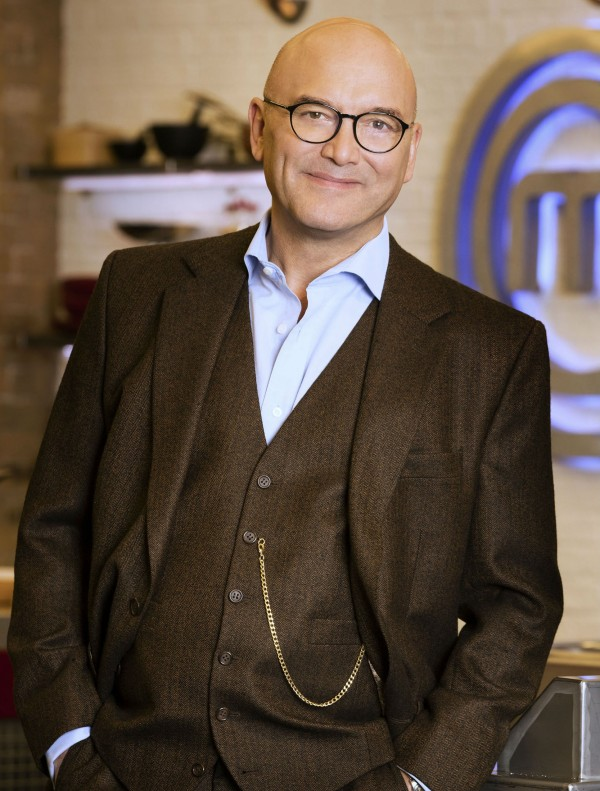 Gregg Wallace in MasterChef