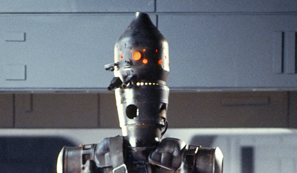 The Empire Strikes Back IG-88 awaiting orders