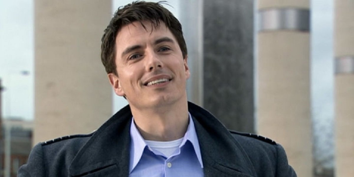 Doctor Who Fave John Barrowman Says 'It's About Time ...