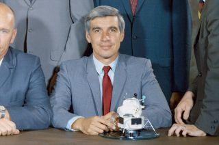 NASA Astronaut Llewellyn