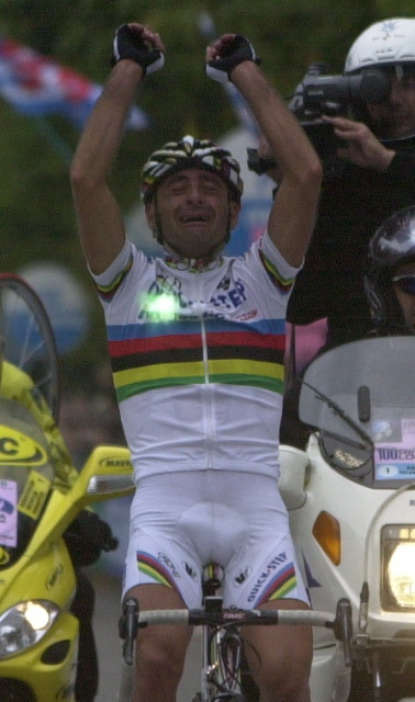 Paolo Bettini wins Lombardy 2006