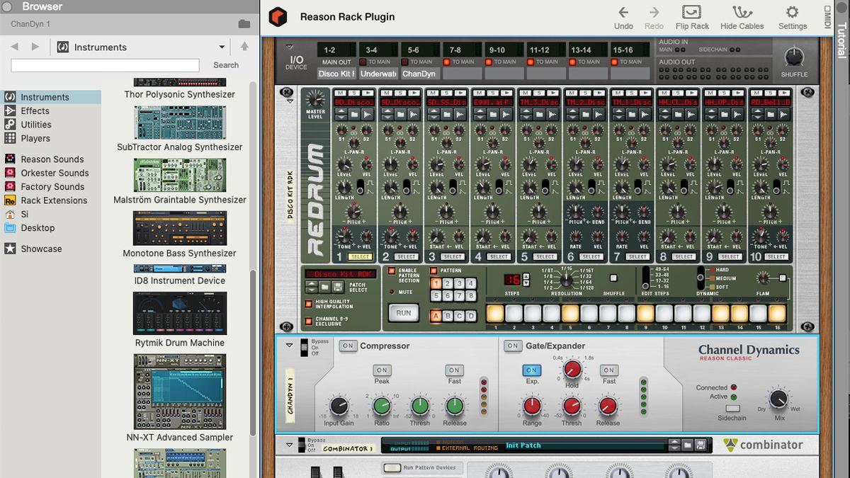 Reason Studios Reason 11 review | MusicRadar