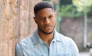 Nate Denby played by Chris Charles in Hollyoaks