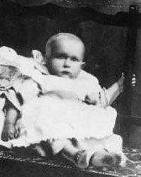 Titanic child, Sidney Leslie Goodwin