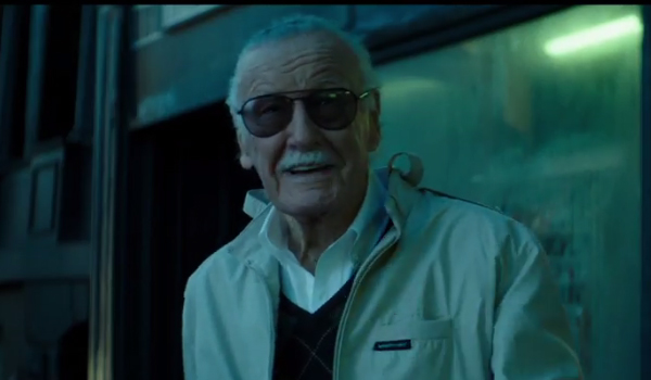 Deadpool 2 Teaser Short Easter Egg Stan Lee