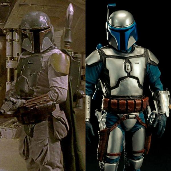 Star Wars Boba Fett Jango Fett