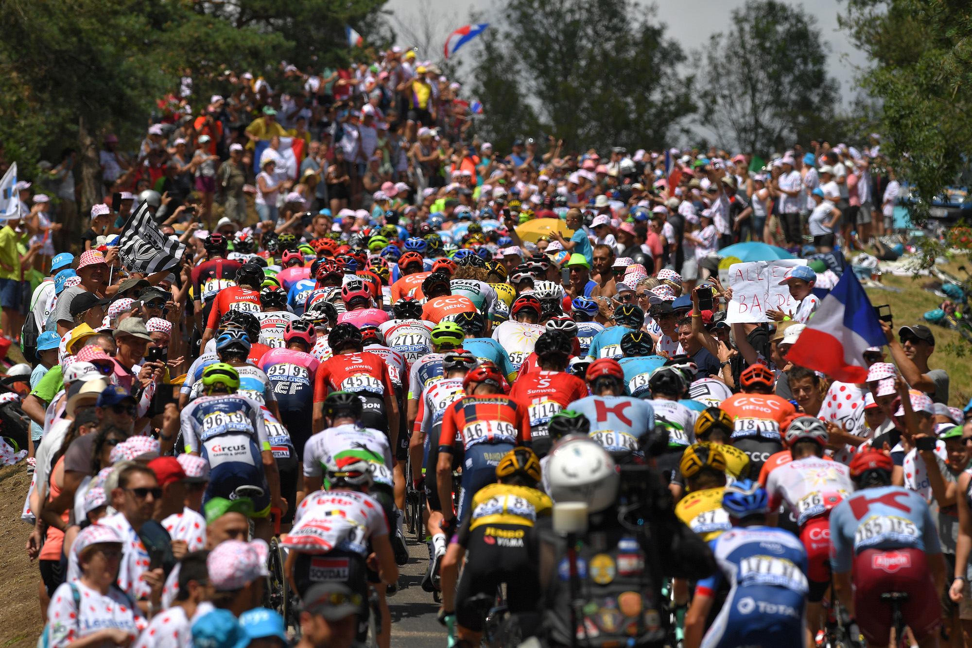 Full list of teams confirmed for Tour de France 2020