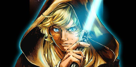 'Star Wars: Legends of Luke Skywalker' Manga Coming to U.S. in 2020