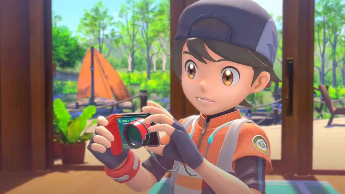 New Pokemon Snap will have both fully voiced cutscenes and limited voice  acting throughout the game