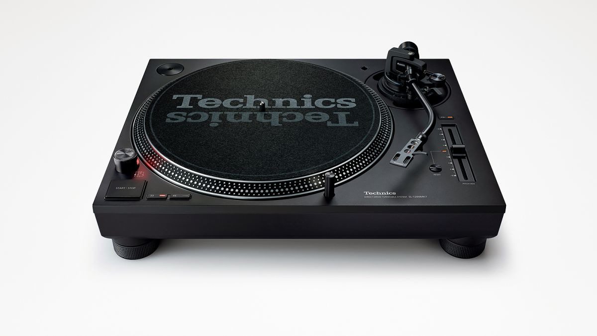 "/""0/"" Degree Direction Changer ~ Black ~ Technics ~ New 9"